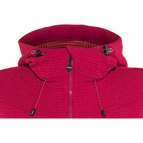 Meru W's Kalamata Jacket Raspberry Striped